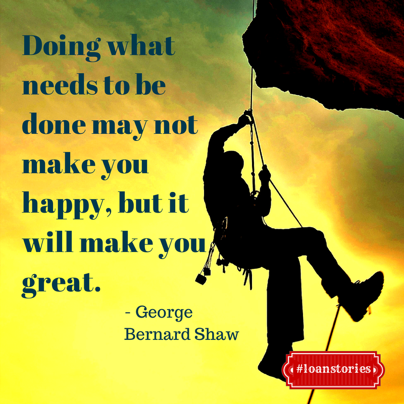 Loan Stories George Bernard Shaw Quote