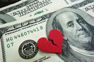 finances and divorce