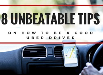 8 Unbeatable Tips on How to Be a Good Uber Driver
