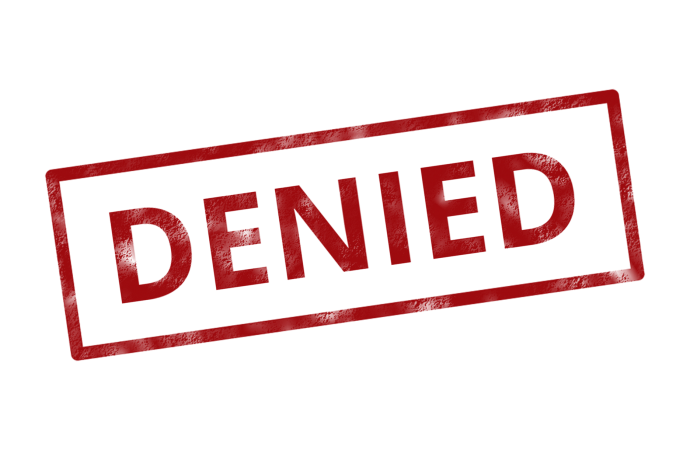 What Can you Do When you Have Been Refused a Business Loan